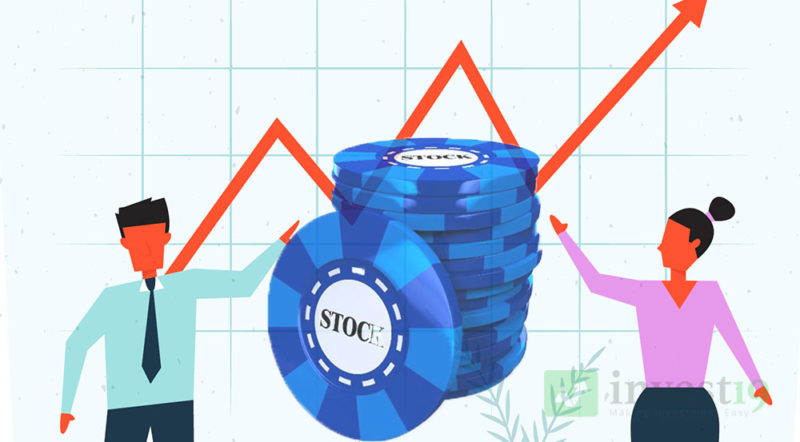 influence of blue chip companies in stock market