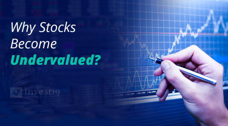 Why stocks are undervalued